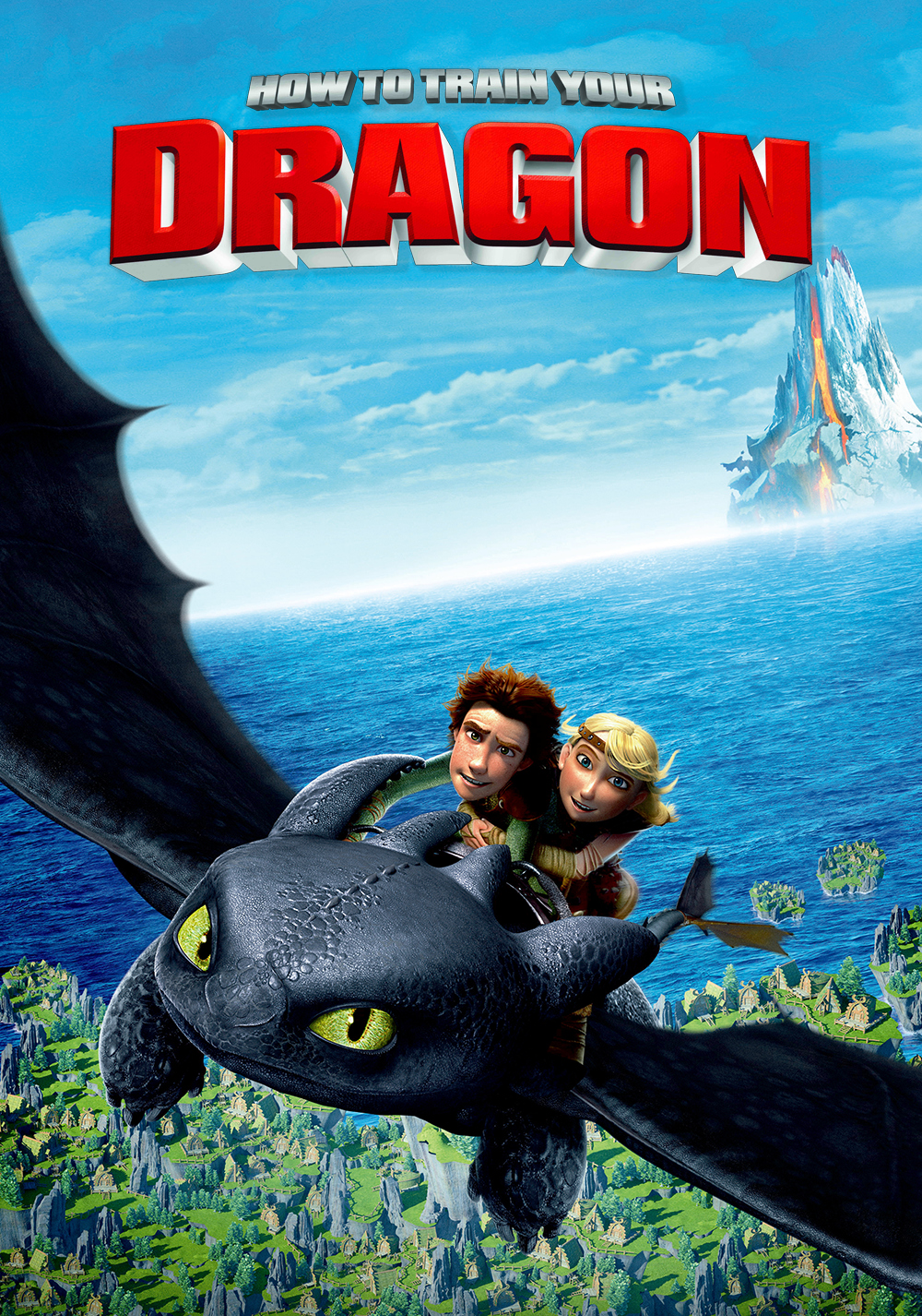 resolutions 2016: how to train your dragon | silver screen serenade